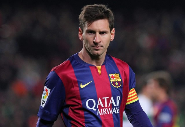 highest paid footballer,Messi, Messi Tops Ronaldo, Neymar In Highest-paid Footballer List, NAIJAPARRY