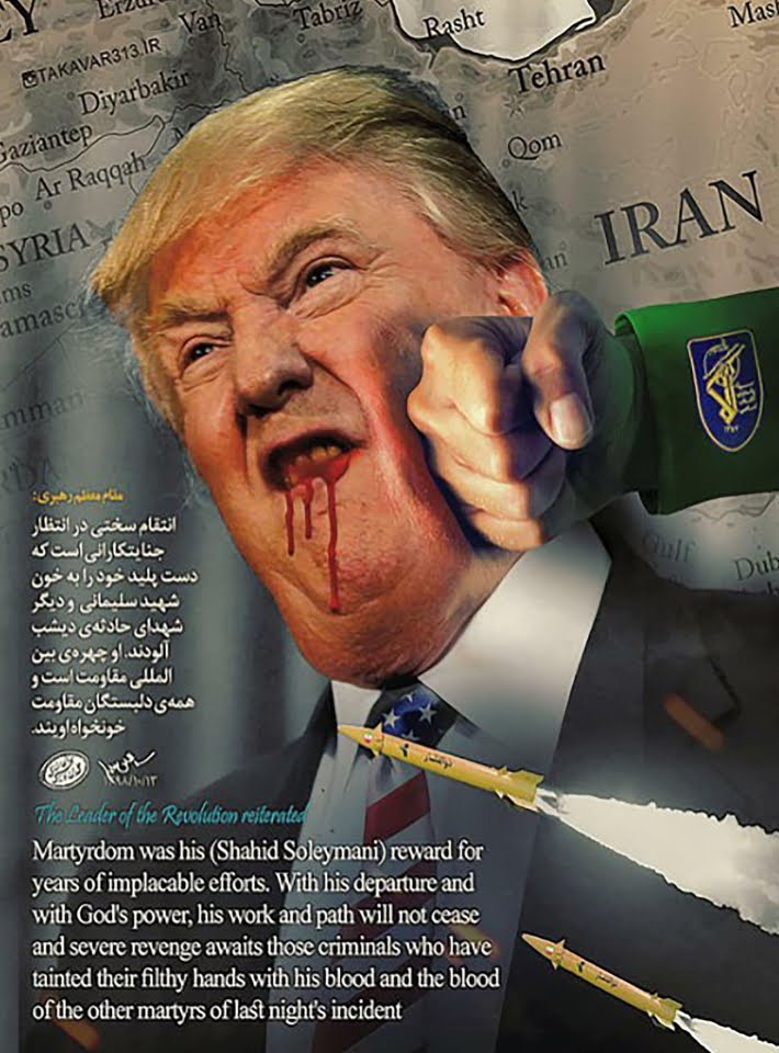 , US vs Iran: Iran Hack Into American Government's Website, Warn 'This Is Just The Beginning' (Photos), NAIJAPARRY, NAIJAPARRY