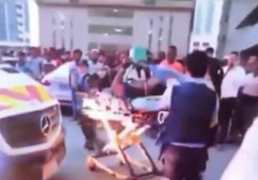Nigerian Man Jumps From 6th Floor Building In UAE During Heated Argument His With Girlfriend, NAIJAPARRY