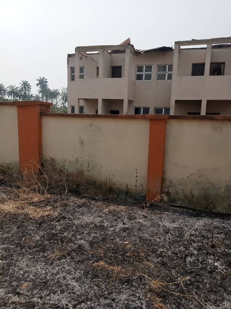 Bush Burning Caused Ede Poly Fire, Says Osun Fire Service, NAIJAPARRY
