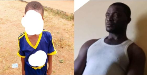 """I Didn't Discharge Inside Her"" – Says 30-Year-Old Man Who Rαped 7-Year-Old Girl [Video], NAIJAPARRY"