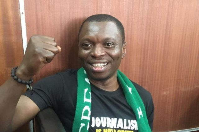 Agba Jalingo Released From Prison After Meeting Bail Terms, NAIJAPARRY