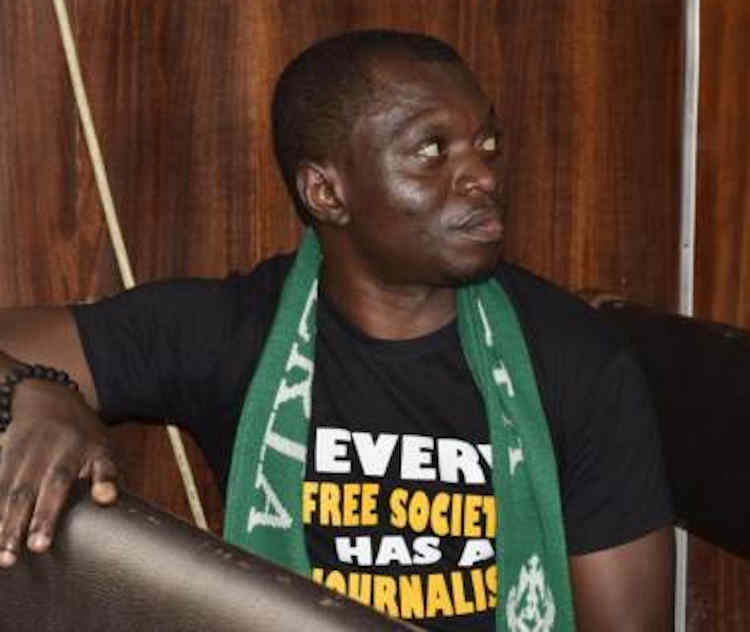 , Court Grants Embattled Journalist Agba Jalingo N10m Bail, NAIJAPARRY