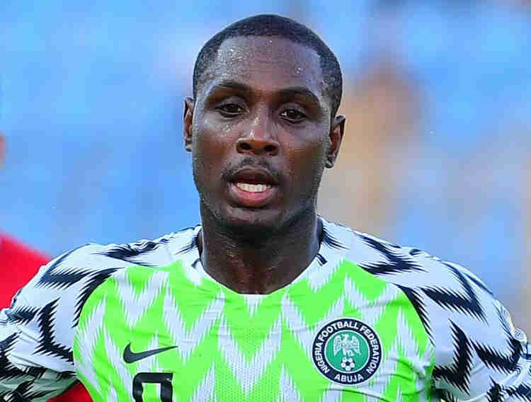 , EPL: Odion Ighalo Shirt Number At Manchester United Finally Revealed, NAIJAPARRY, NAIJAPARRY