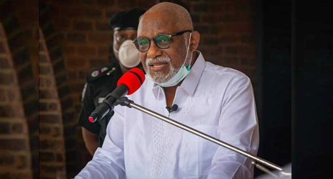 Ondo state,Election,Akeredolu, Akeredolu's Convoy Attacked In Clash With Jegede's Loyalists, NAIJAPARRY