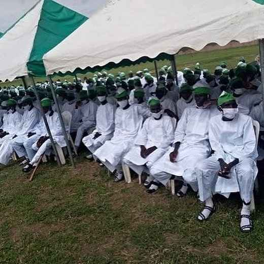 , How Boko Haram captured, turned us to killing machines, camp attendants – Repentant ex-fighters, NAIJAPARRY
