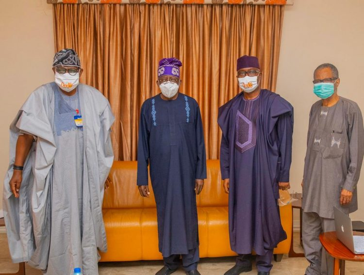 , Why I visit Tinubu in Lagos – Akeredolu, NAIJAPARRY