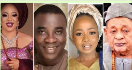alaafin of oyo,alaafin of oyo youngest wife, Alaafin's Wife Speaks On Hubby's Romance, Gives More Update On Alleged Affair With Wasiu Ayinde, NAIJAPARRY