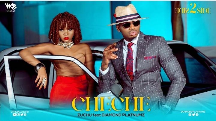 zuchu,zuchu ft diamond, [Music] Zuchu – Cheche ft. Diamond Platnumz, NAIJAPARRY